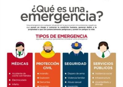 35A – Planes de emergencias municipales en coordinación con emergencias 112
