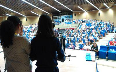 CONGRESO FINAL PIIISA 2018, 23 de mayo de 2018, Aula Magna de Facultad de Ciencias