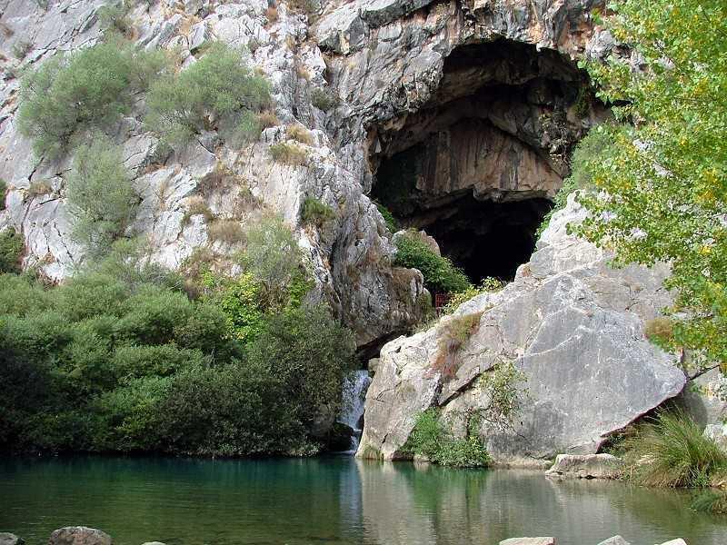 3B- Registros paleoclimáticos continentales: Cuevas y Lagunas.