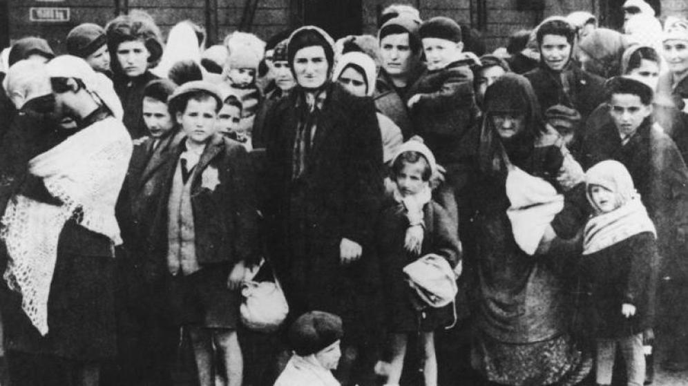 22J – La imagen del Holocausto. Estética y documento frente al antisemitismo.