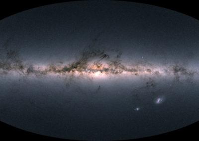 1E – La medida del Universo: La vecindad solar