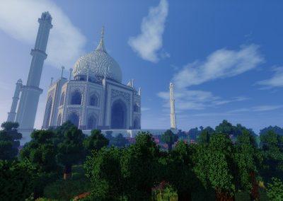 22A – Construyendo Paisajes Culturales a través del Minecraft