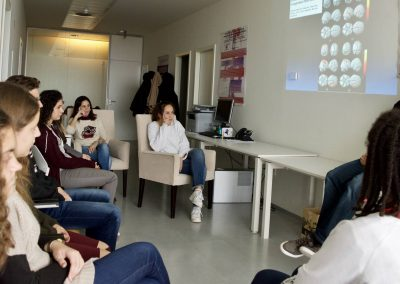 Actividad del proyecto Piiisa