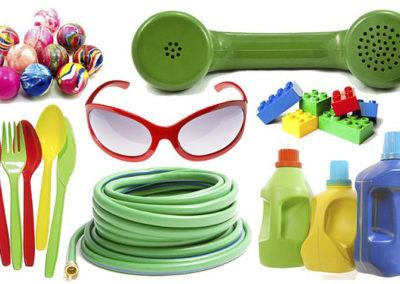 12Q – Identificacion y caracterización de plásticos de uso cotidiano