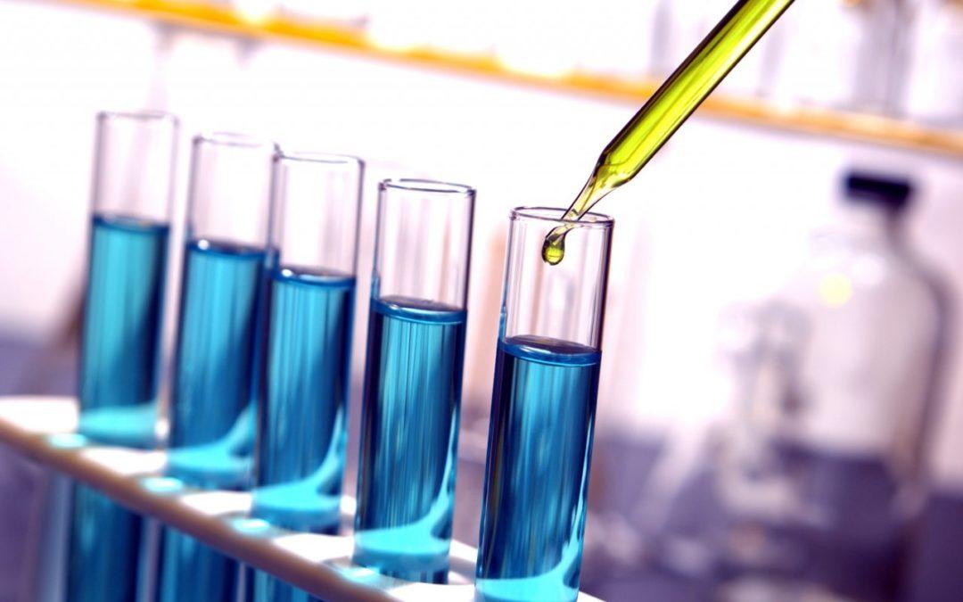 12M – Análisis químico en un hilo
