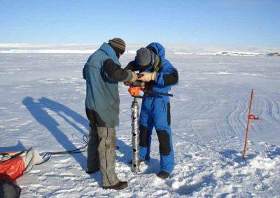 3D – Los sedimentos de los fondos marinos como archivos del cambio climático