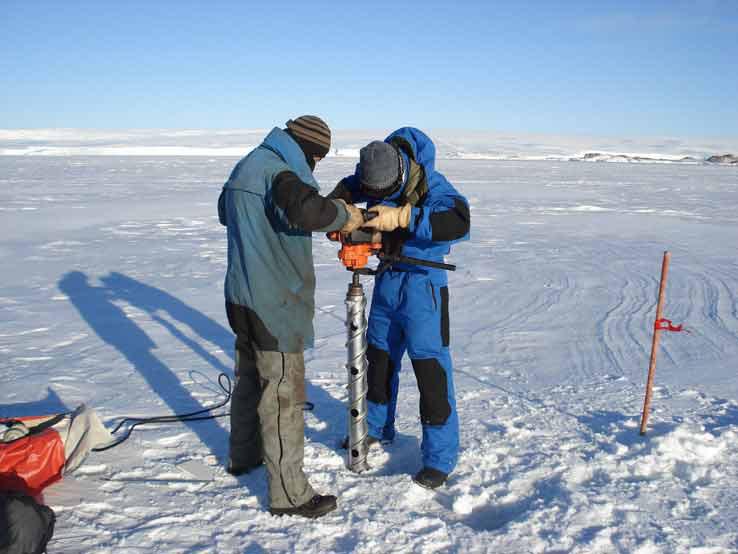 3D-Los sedimentos de los fondos marinos como archivos del cambio climático